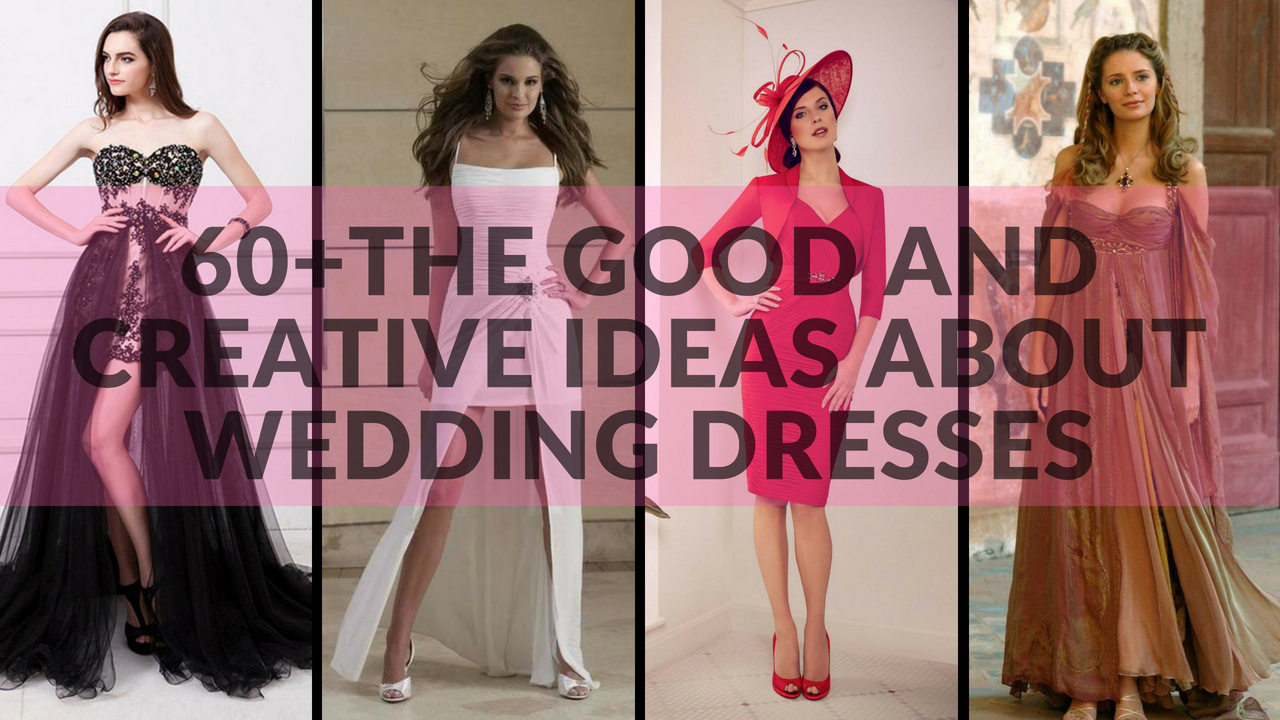 60+The Good and Creative Ideas about Wedding Dresses | Style Female